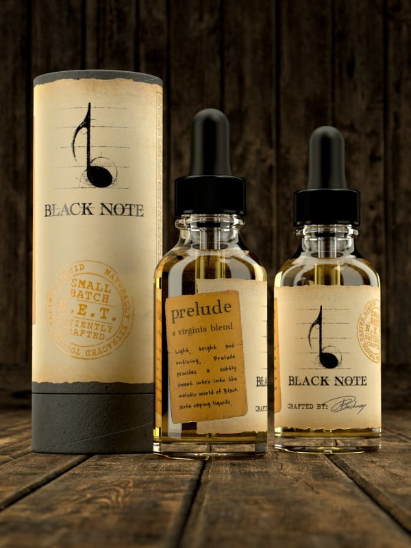 Black Note Ejuice Review