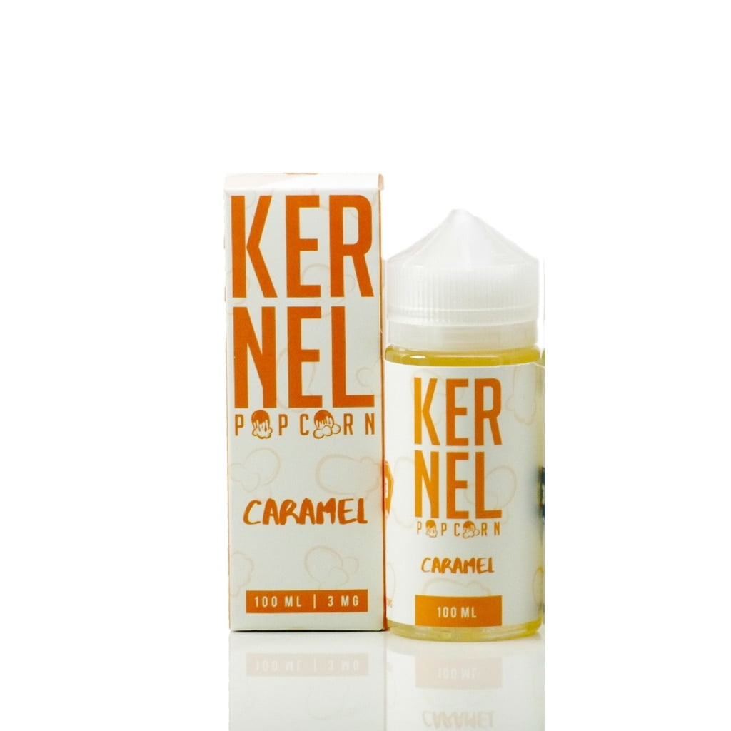 Kernel Caramel eJuice Review
